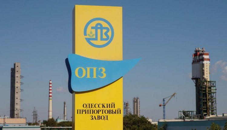 «Одесский припортовый» встал на якорь