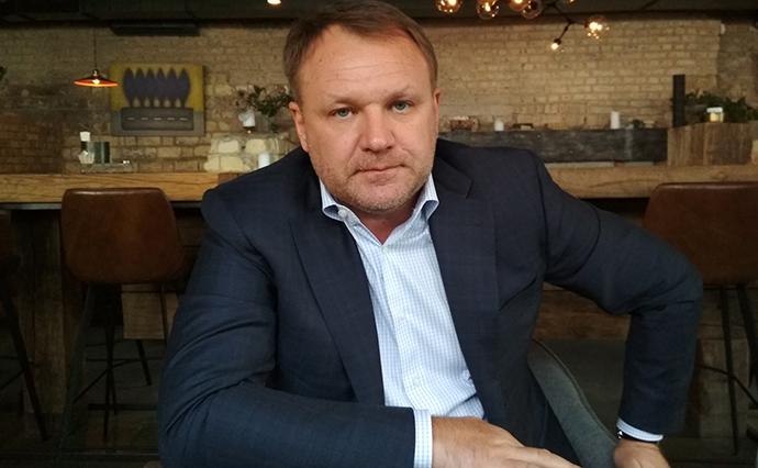 Кропачев держит забой