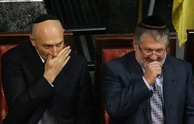 """""""Приватбанк"""" через газету вручил Коломойскому и Боголюбову израильские иски"""