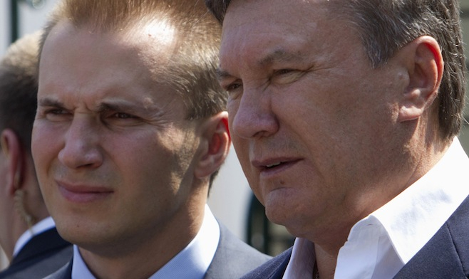 Януковичи сдали лицензию