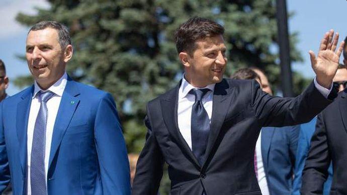 "Виктор Небоженко: ""А кого президент Украины оставил на хозяйстве?"""