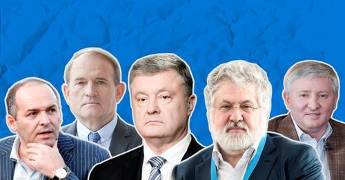"""Леонид Швец: """"Лучшие люди страны"""""""