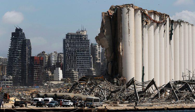 Селитра, взорвавшаяся в Бейруте, принадлежала компании бывшего помощника экс-нардепа Дзензерского