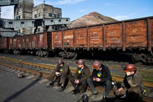 """Суд начал банкротство госпредприятия """"Волыньуголь"""""""