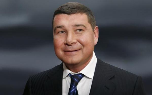 Субсчета Онищенко в Латвии арестованы судом
