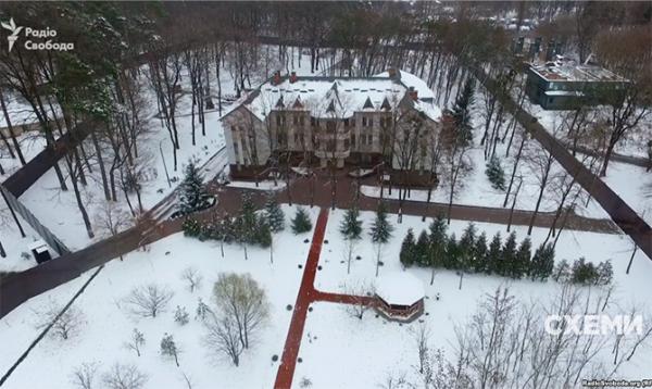 Аваков платит МВД 8-9 тысяч в месяц за аренду четырехэтажного особняка
