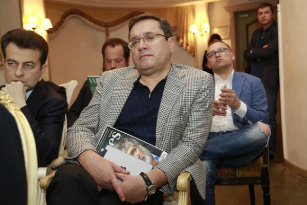 """Адамовский признал, что имеет отношение к """"Трейд Коммодити"""""""