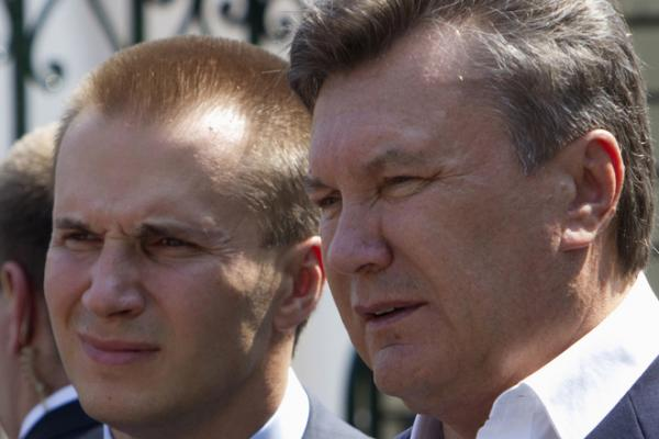 Януковича выгоняют из «России»